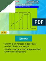 5 Human Growth