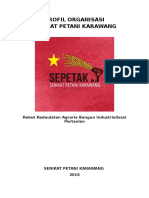 Sejarah Serikat Petani Karawang