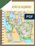 4 Conquistas de Alejandro Magno
