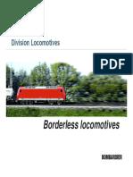 Division Locomotives Vitins