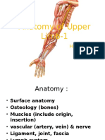 Anatomy of Upper Limb-1 EDITAN HEMAT
