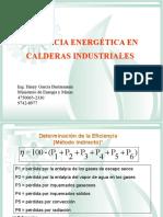 Eficiencia Energetica en Calderas
