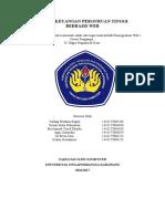 Laporan Sistem Keuangan Perguruan Tinggi