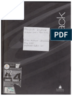 Final Year Electronics Project Notebook