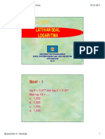 5a.latihan Soal Logaritma
