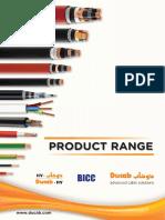 Ducab Product Range 280915