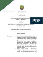 Papua Barat Raperda Rtrw Kaimana