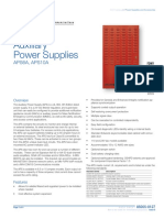 85005-0127 -- Auxiliary Power Supply