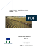 Building Interstate Natural Gas Transmission Pipelines A Primer