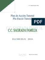 Colegio Sagrada Familia. Plan de Acción Tutorial. Fundación Caja Mediterráneo