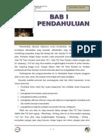 1. Bab 1-Pendahuluan - KAJIAN LHR TOL