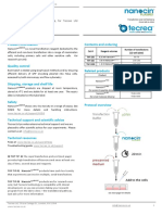 STANDARD & RAPID PROTOCOL - Plasmid Transfection_version 2.0
