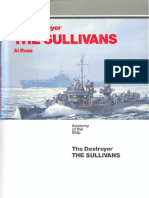 Anatomy of the Ship - The Destroyer - The Sullivans