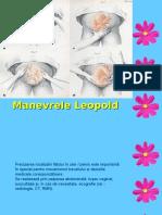 Manevrele Leopold