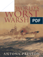 Anatomy of the Ship - The World's Worst Warships