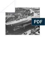 Anatomy of the Ship - Type Vii U-Boat
