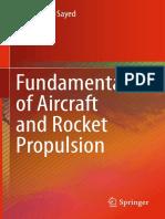 Fundamentals of Aircraft and Rocket Propulsion [2016]