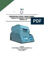 Manual Usuario Vmax-200ae v2.0