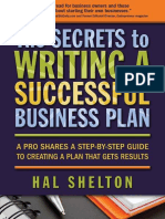 The Secrets to Writing a Successful Business Plan.epub