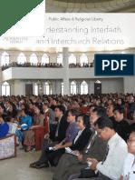 Interfaith Interchurch Relations