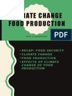 climate change   food production  no embedded video