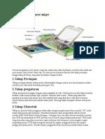 Prinsip Kerja Printer