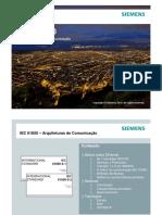 IEC61850 Parte 3 - Arquiteturas de Comunicação - Rev C