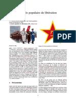 Armée Populaire de Libération