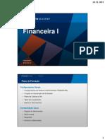 Contabilidade Financeira I master estudo