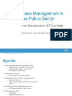 Case Study 3_Case Management Public Sector Documentum