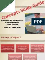 Concept Study Guide