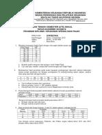 statistik d1 pajak