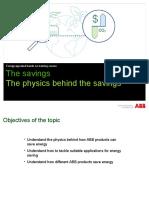 Energy Appraisal_02 the Savings - The Physics_version 3