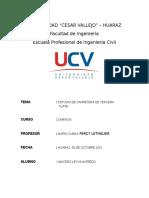 244905127 Informe Estudio de Rutas Caminos