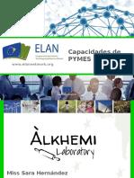 Aportes de empresas europeas a los retos de Chile en el Sector de los Alimentos Saludables