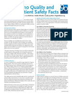 Quality Safety Facts