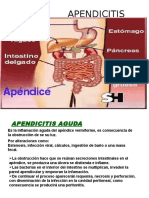 Apendicitis y Colecistectomia