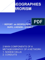 Geopolitics Metageographies