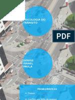 Seminário Psicologia Do Trânsito