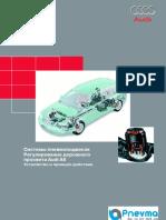 Устройство и Принцип Действия Пневмоподвески Audi A6 Allroad