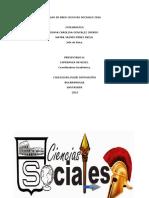 Plan de Área Ciencias Sociales 2017