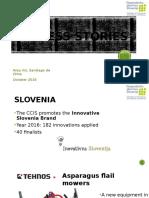 Presentación Cámara de Comercio e Industria de Eslovenia