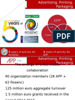 Presentación APP Cluster, Rumania