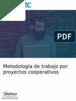 Metodología de Trabajo Por Proyectos Coperativos.