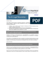 2016-11-23 Newsletter Taxtrategy