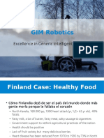 Presentación GIM, Finlandia