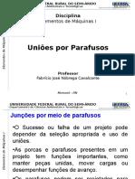 Elementos de Maquinas I - 2.1-Unioes Por Parafusos (1)