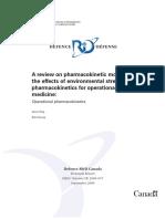 Pharmacokinetic Models
