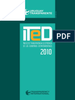 ITeD 2010