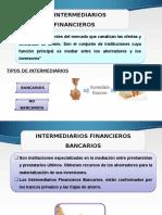 INTERMEDIARIO FINANCIERO BANCARIO